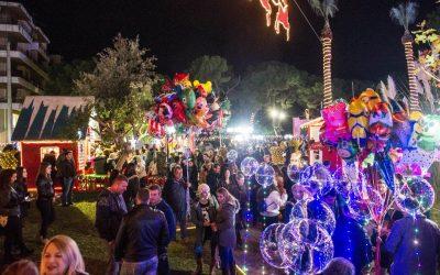"""Πάρκο των Χριστουγέννων: Αναβάλλεται η συναυλία των """"Les SkartOi!"""""""