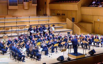 Η Πολυφωνική Ορχήστρα Πάτρας στην Πλατεία Αγίας Λαύρας!