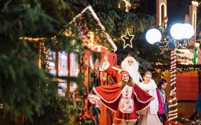 Πάρκο των Χριστουγέννων Αίγιο: Πρόγραμμα Εκδηλώσεων, Τρίτη – Τετάρτη 17-18 Δεκεμβρίου