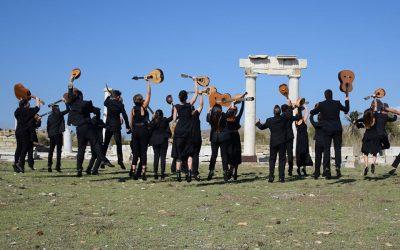 Χριστούγεννα με την Ορχήστρα Νυκτών Εγχόρδων Δήμου Πατρέων «Θανάσης Τσιπινάκης»  το Σάββατο 21 Δεκεμβρίου