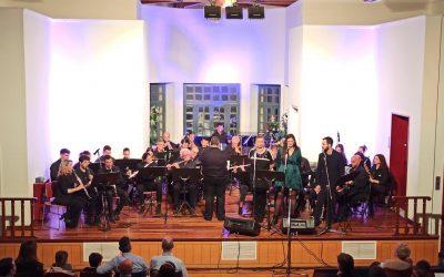 «Μύρισαν» Χριστούγεννα από τη συναυλία της Πολυφωνικής Χορωδίας Πάτρας στο Πολιτιστικό Κέντρο Αιγίου «Αλέκος Μέγαρης»