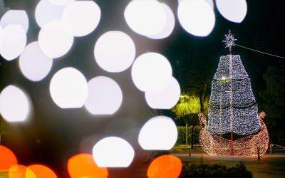 Το Πάρκο των Χριστουγέννων στο Αίγιο 2020-2021